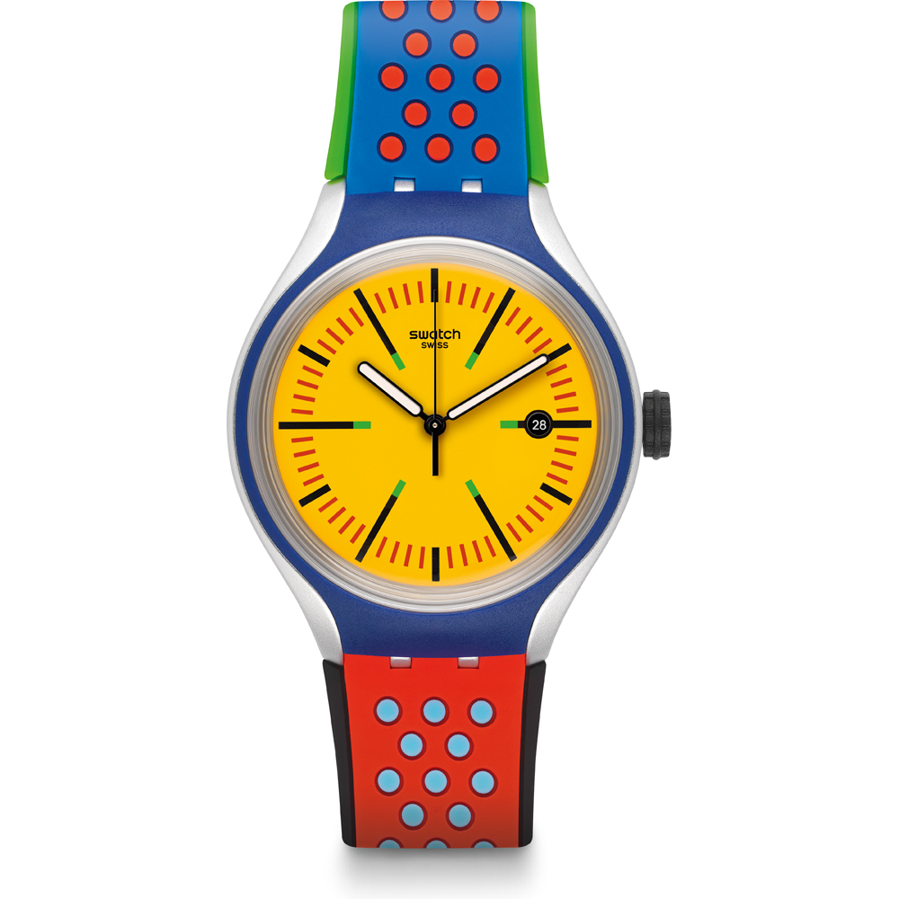 Swatch Irony YES4000 XLite Go Run Reloj