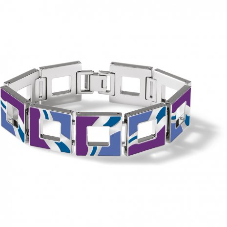 Swatch Bijoux Hot Batik Purple Bracelet Brazalete