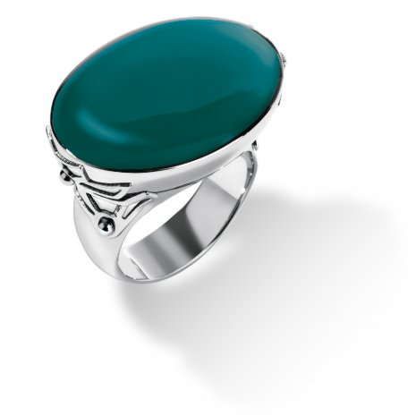 Swatch Bijoux Maona Green Ring Anillo