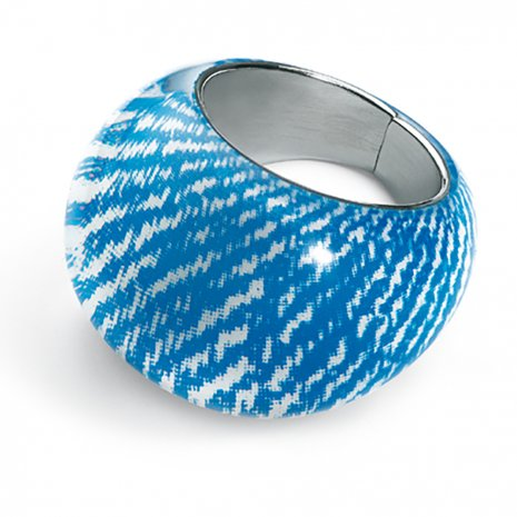 Swatch Bijoux Orbicula Blue Ring Anillo