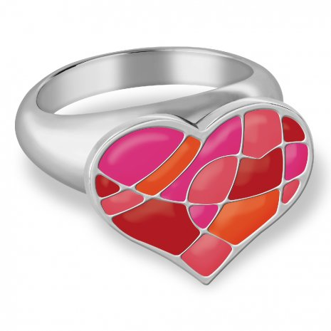 Swatch Bijoux Puzzle My Heart Ring Anillo