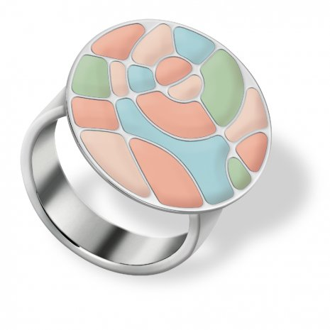 Swatch Bijoux Shades Of Pink Ring Anillo
