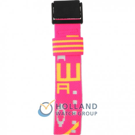 Swatch BK104 Cool Pink Correa