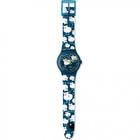 Swatch Black Sheep Too Reloj