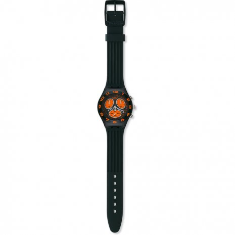 Swatch Blackino Reloj