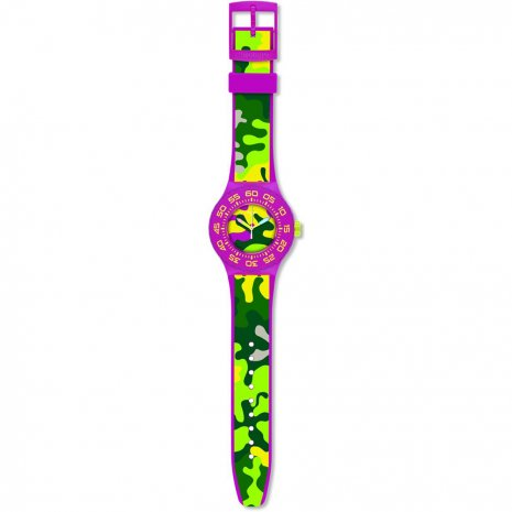 Swatch Capink Reloj