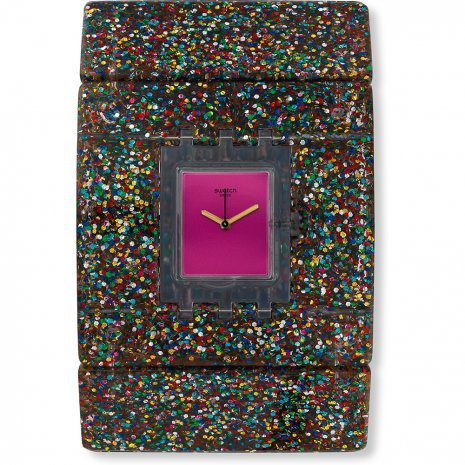 Swatch Carnavalesco Large Reloj