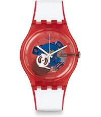 SUOR102 Clownfish Red 41mm