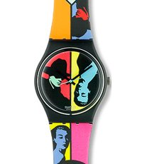 GB122 Coloured Love 34mm