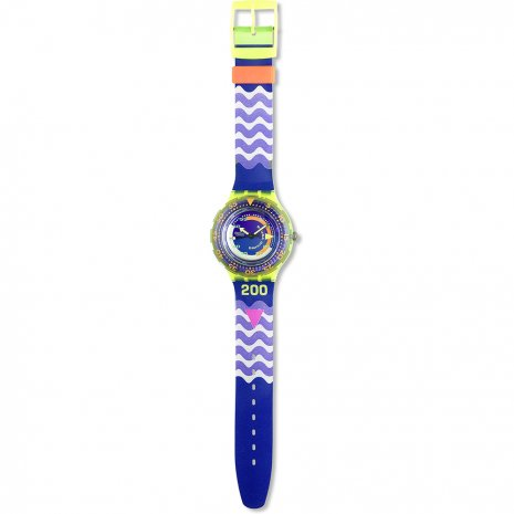 Swatch Coming Tide Reloj