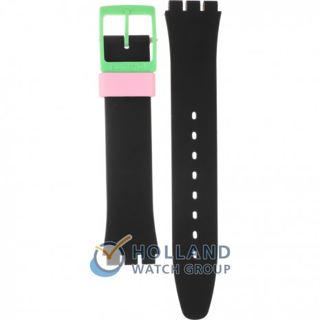 Swatch GA109 Crazy Square Correa