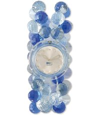 PMS100B Crystal Blue Small 32mm