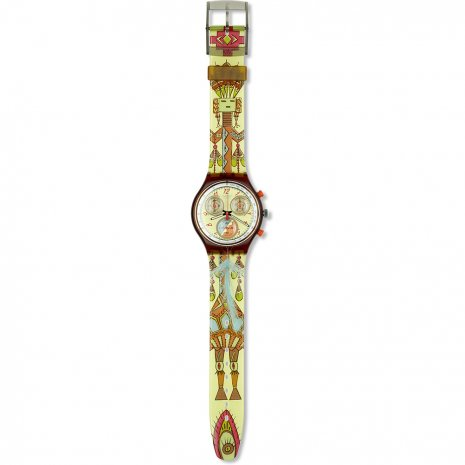 Swatch Dancing Feathers Reloj