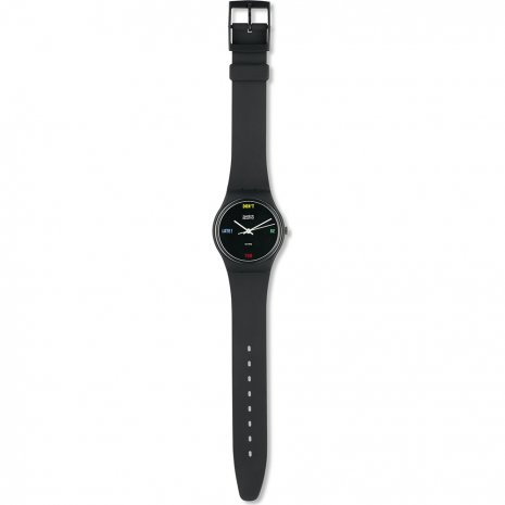 Swatch Don't Be Too Late Reloj