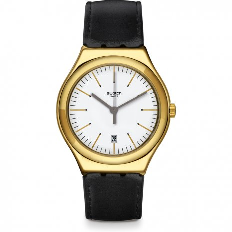Swatch Edgy Time Reloj