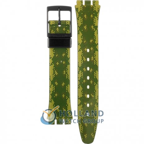 Swatch GB253 Snaky Green Correa