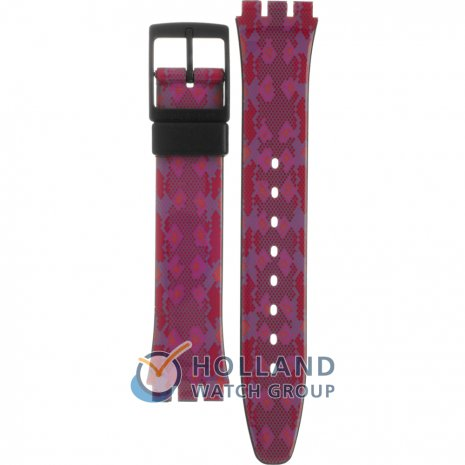 Swatch GB255 Snaky Pink Correa
