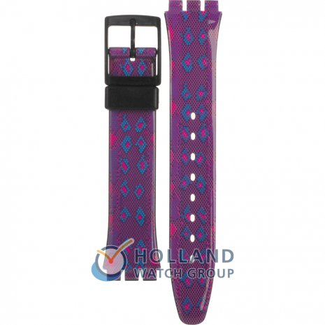 Swatch GB256 Snaky Purple Correa