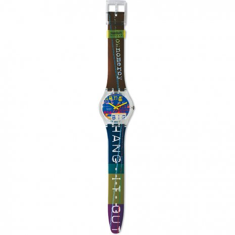 Swatch Go Big Reloj