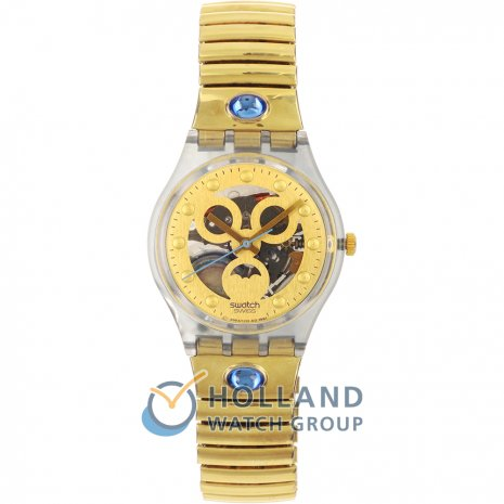 Swatch Gold Smile Reloj