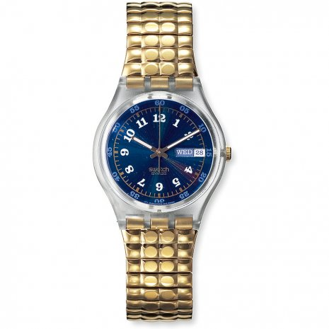 Swatch Golden Days Reloj