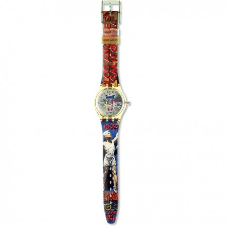 Swatch Los Angeles 1932 Reloj