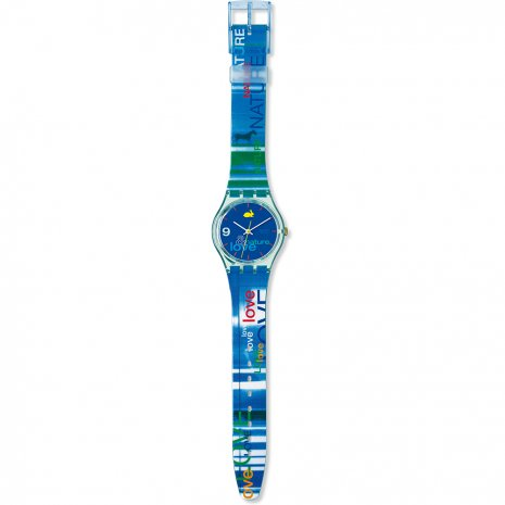 Swatch Love And Nature Reloj