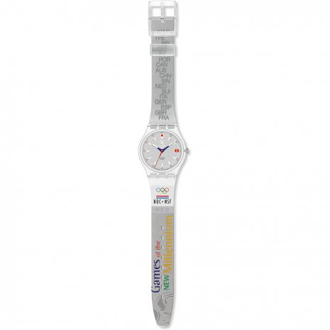 Swatch Run After Netherlands Reloj