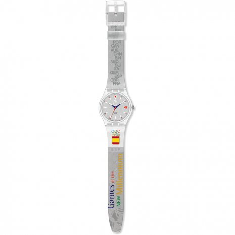 Swatch Run After Spain Reloj