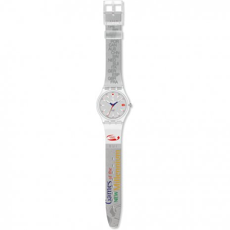 Swatch Run After Switzerland Reloj