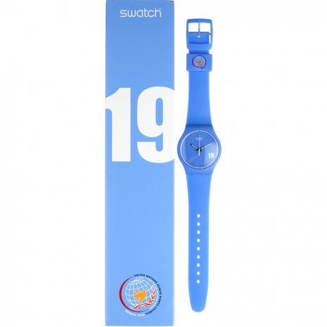Swatch Shake The World Reloj