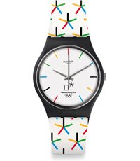 GZ317 Star Games Olympic Collection 34mm