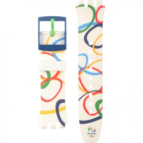 Swatch SUSN100 Rio All Around Correa