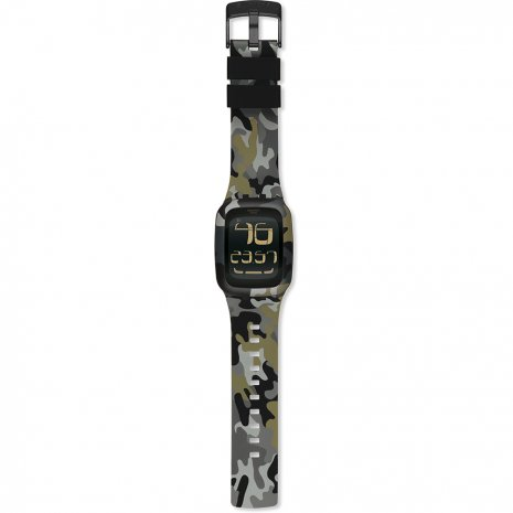 Swatch Touch Camouflage Reloj