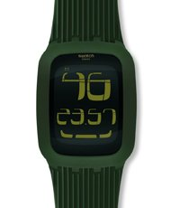 SURG101 Touch Olive 39mm
