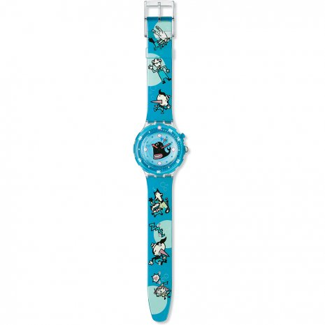 Swatch Wooden Nose Reloj