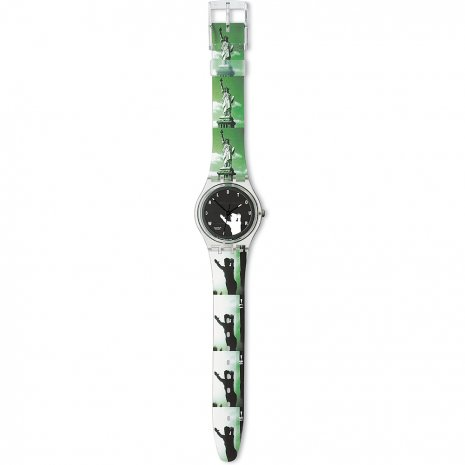 Swatch World Solar USA Reloj